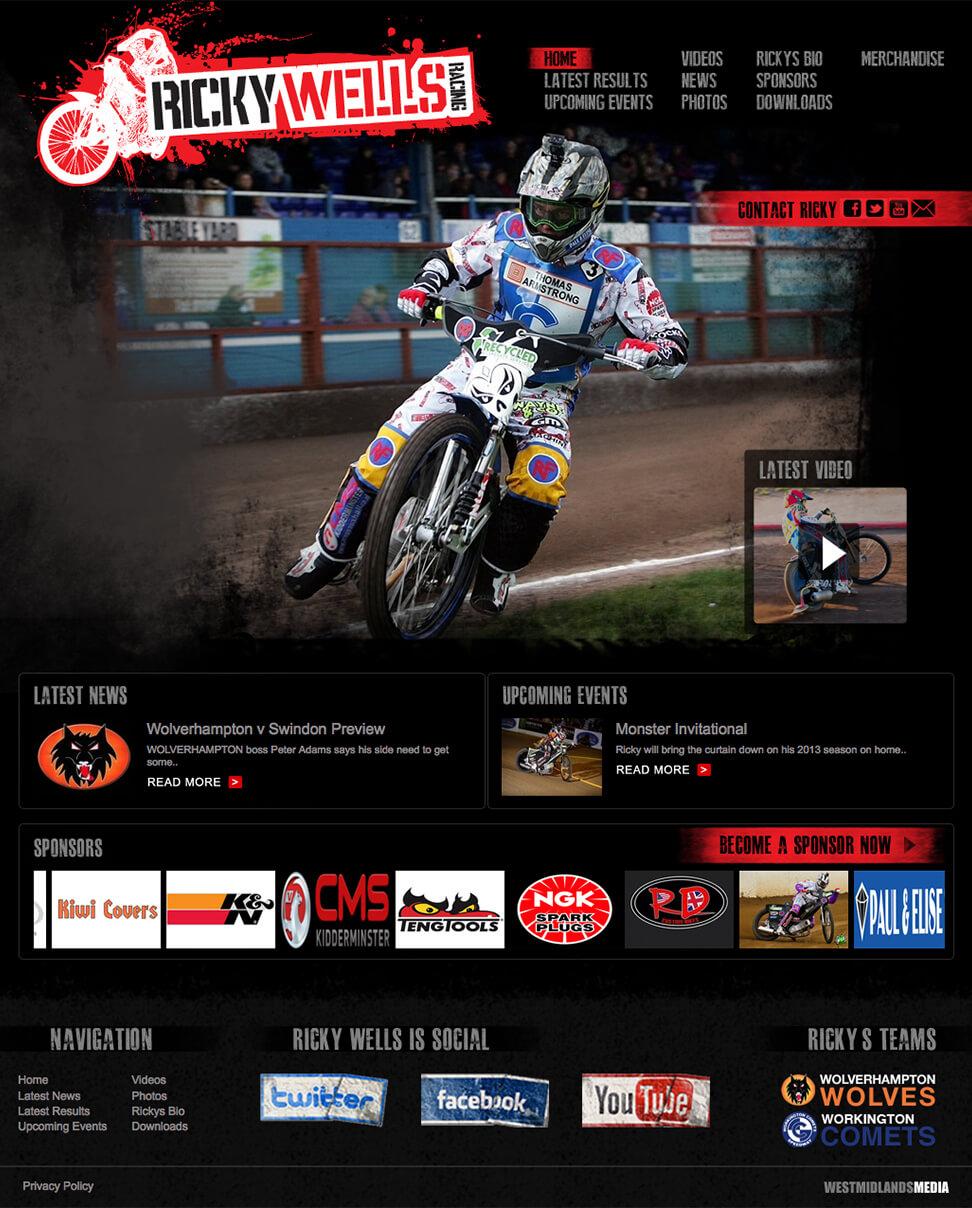 Ricky Wells Racing