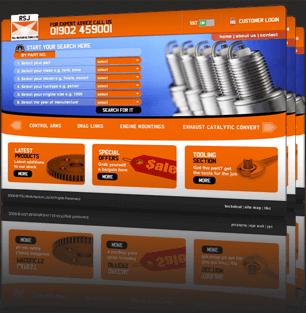 RSJ Motor Factors
