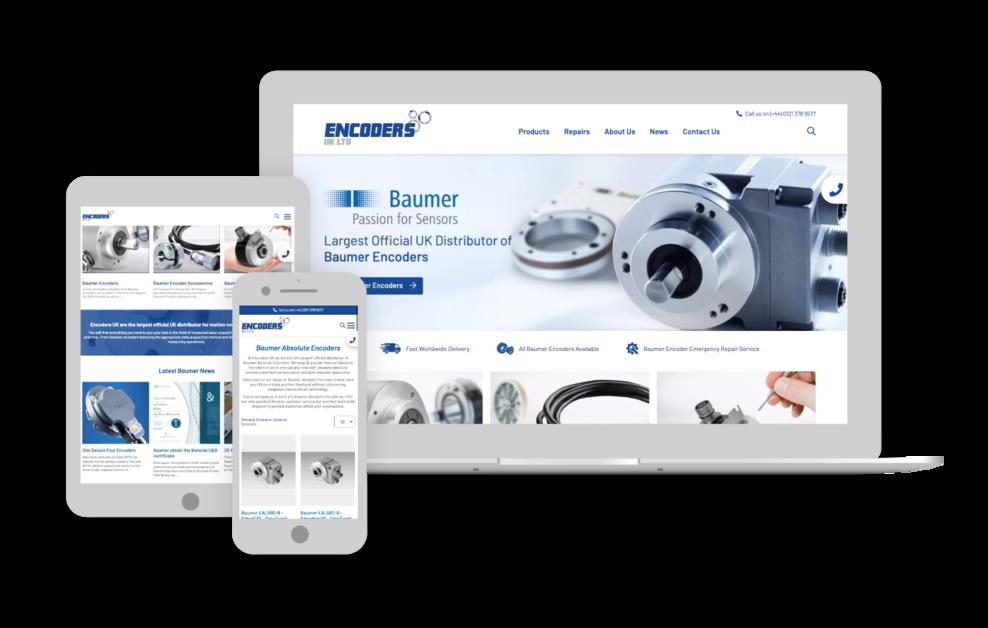 Baumer Encoders UK