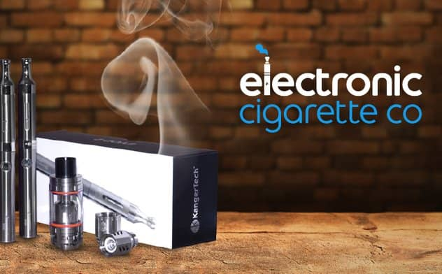 Electronic Cigarette Co